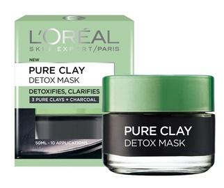 L´Oreal Paris Pure Clay Detox Face Mask 50ml