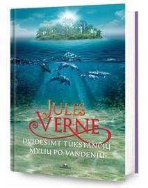Knyga Dvidešimt tūkstančių mylių po vandeniu