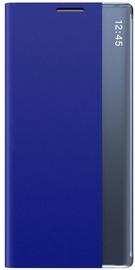 Hurtel Sleep Bookcase For Samsung Galaxy A70 Blue