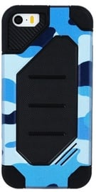Mocco Defender Army Back Case For Samsung Galaxy A5 A520 Blue