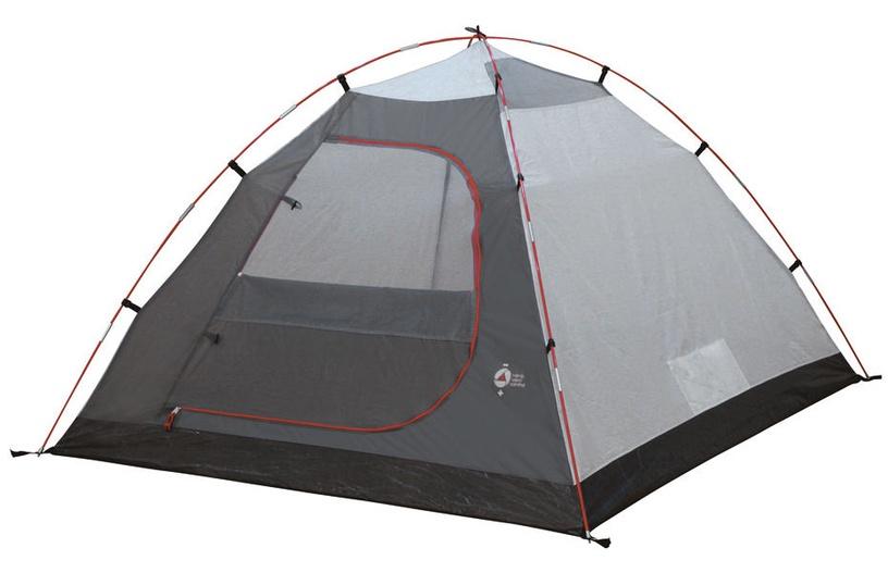 Divvietīga telts High Peak Nevada 2 10199, pelēka