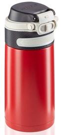 Leifheit Flip Insulated Mug 350ml Red