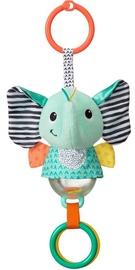 Grabulis Infantino Light & Chime Sensory Rattle, zaļa