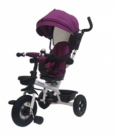 Tesoro BT-13 Baby Tricycle White Pink