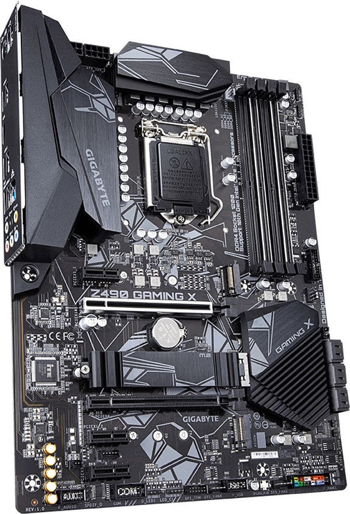 Mātesplate Gigabyte Z490 GAMING X