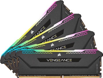 Corsair Vengeance RGB PRO SL 32GB 3200MHz CL16 DDR4 KIT OF 4