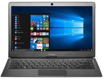 Nešiojamas kompiuteris Prestigio SmartBook PSB133S Metal Dark Grey