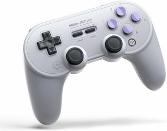 Žaidimų pultas 8BitDo SN30 Pro + Grey/Violet