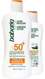 Rinkinys Babaria Sensitive Skin Protection SPF50, 300 ml