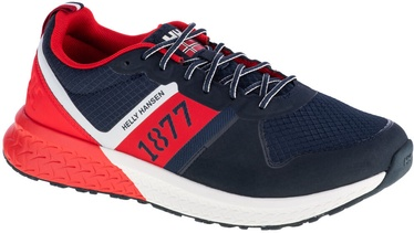 Helly Hansen Men Alby 1877 Low Shoes 11621-597 Blue/Red 42.5