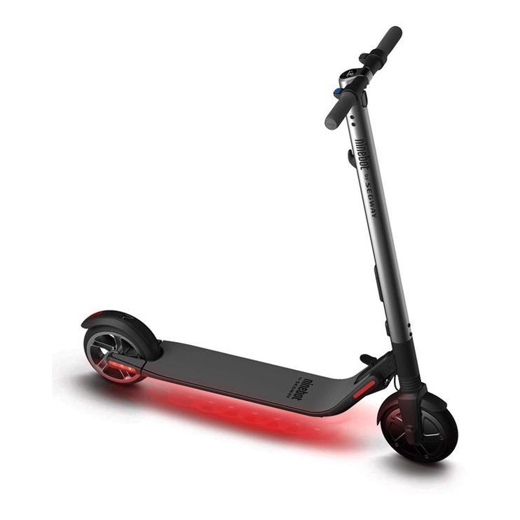 Elektriskais skūteris Segway Ninebot Kickscooter ES2