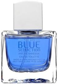 Kvepalai Antonio Banderas Blue Seduction 100ml EDT