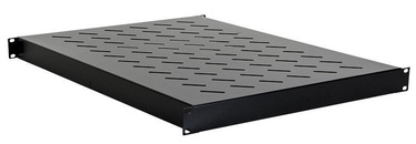 "Linkbasic Universal Shelf 19"" For Cabinets 1000mm Black"