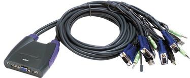 Aten CS64US 4-Port USB VGA/Audio KVM Switch