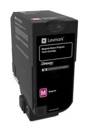Lexmark 74C2SME Corporate Toner Cartridge Magenta