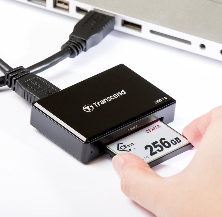 Transcend TS-RDF2 CFast USB 3.0 Card Reader
