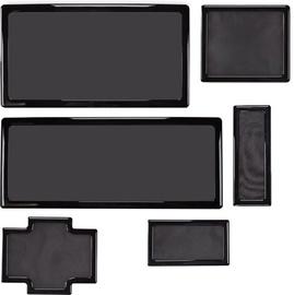 DEMCiflex Dust Filter Black DF0780 Set For Phanteks Enthoo Pro M