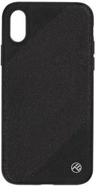 Tellur Glitter II Back Case For Apple iPhone X/XS Black