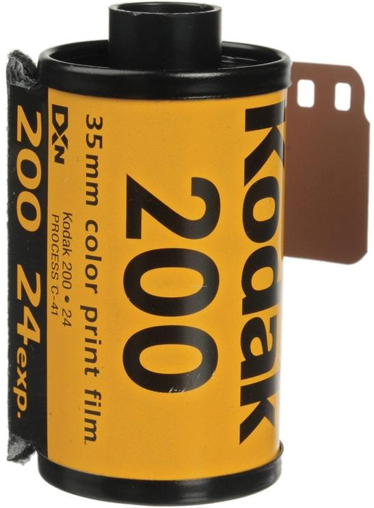 Kodak Gold 200 Color Negative Film 24x3pcs