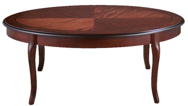 Signal Meble Royal C Table 80x120cm Dark Walnut