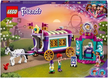 Конструктор LEGO Friends Волшебный фургон 41688, 348 шт.