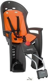 Hamax Siesta With Lockable Bracket Grey/Orange