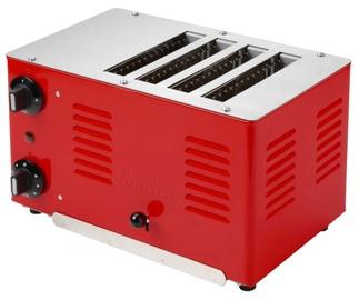 Gastroback Rowlett Toaster 42144 Regent Red