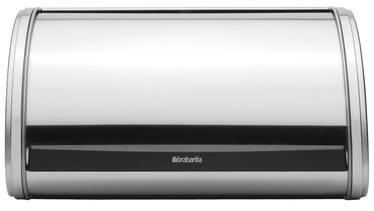 Brabantia Bread Bin Medium Matt Steel