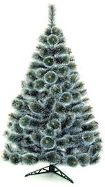 Dirbtinė Kalėdų eglutė AmeliaHome Elsa Green, 280 cm, su stovu