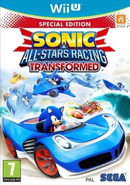 Sonic And All-Stars Racing: Transformed Special Edition Wii U