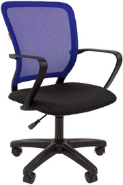 Chairman 698LT Office Chair TW-05 Blue
