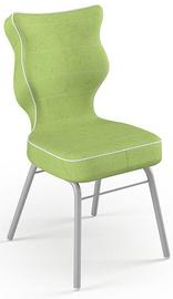 Детский стул Entelo Solo Size 4 VS05, зеленый/серый, 340 мм x 775 мм