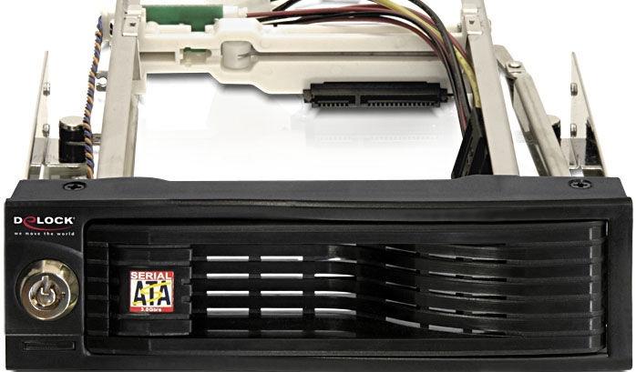 """Delock 5.25"""" to 3.5"""" SATA HDD Adapter"""
