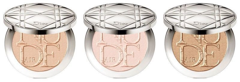 Christian Diorskin Nude Air Luminizer Shimmering Sculpting Powder 6g 03