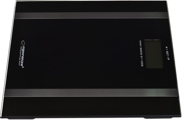 Esperanza Electronic Personal Scale EBS018K Black