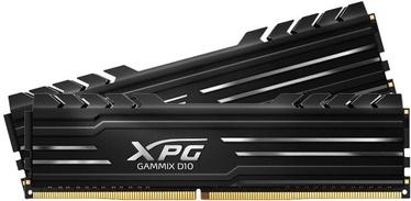 ADATA XPG Gammix D10 Black Heatsink 16GB 2666MHz CL16 DDR4 KIT OF 2 Adata XPG Gammix D10