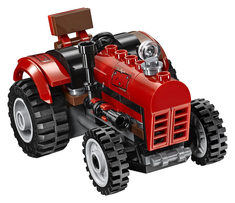 Heroes Of lt 1a Super Fear Scarecrow 76054 Lego Harvest Batman dBerxoWC