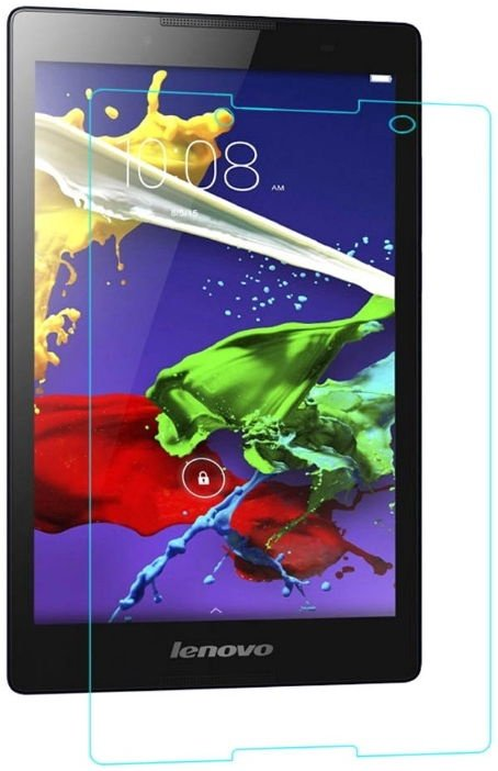 """Tempered Glass Extreeme Shock Screen Protector For Lenovo Tab 2 A8-50F 8"""""""