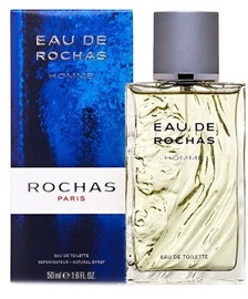 Tualetes ūdens Rochas Eau De Rochas Homme 50ml EDT