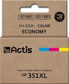Кассета для принтера Actis Cartridge KH-351R For HP 21ml Colorful