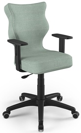 Entelo Office Chair Duo Black/Mint Size 6 DC20