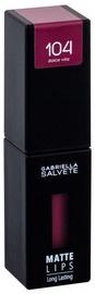 Gabriella Salvete Matte Lips Long Lasting Lipstick 4.5ml 104