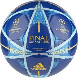 Adidas Finale Milano Capitano 4 Blue Yellow