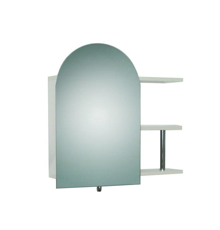 Vonios spintelė su veidrodžiu Mūsų šeimynėlė S-4