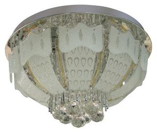 Verners Hloy3 Ceiling Lamp 4x40W E14 + LED Chrome