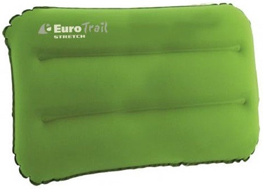 EuroTrail Stretch Pillow XL Green/Grey