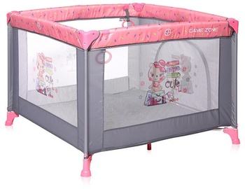 Lorelli Playpen Game Zone Pink Travelling