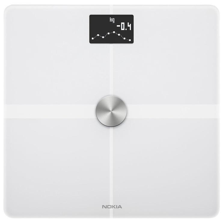 Svarstyklės Nokia Body+ White