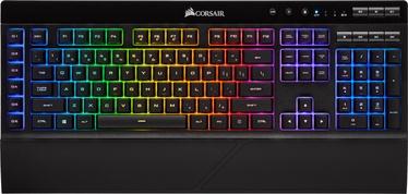 Игровая клавиатура Corsair K57 EN, беспроводная