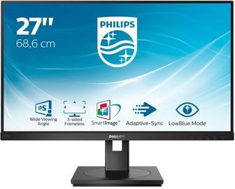 """Monitorius Philips 272S1AE/00, 27"""", 4 ms"""